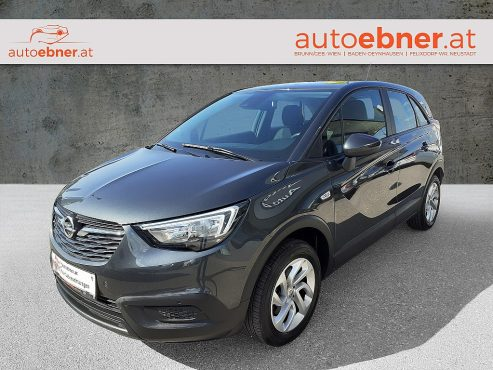 Opel Crossland X 1,2 Turbo ECOTEC Direct Injection Edition St./St bei Autohaus Ebner in