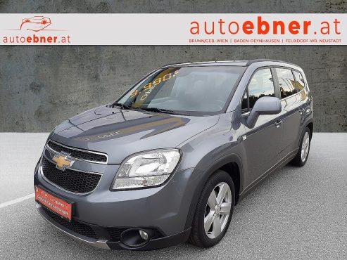 Chevrolet Orlando 1,8 LS bei Autohaus Ebner in