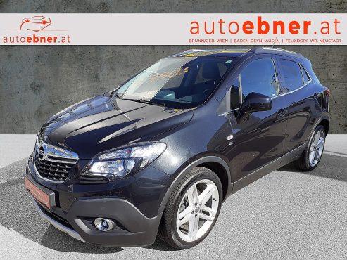 Opel Mokka 1,4 Turbo ecoflex Cosmo Start/Stop System bei Autohaus Ebner in