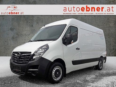 Opel Movano L3H3 2,3 TurboD Blue Injection 3,5t bei Autohaus Ebner in