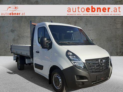Opel Movano L2H1 2,3 TurboD 3,5t 3-Seiten-Kipper bei Autohaus Ebner in