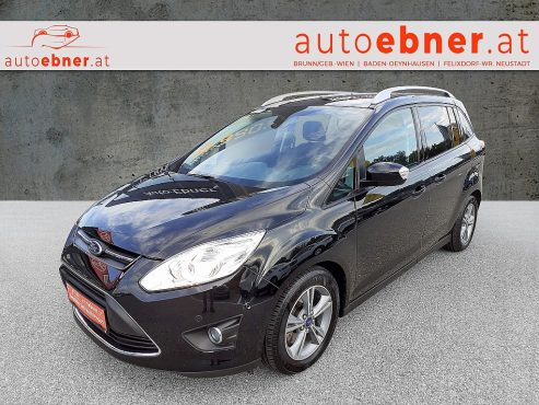 Ford Grand C-MAX Easy 1,6 TDCi DPF bei Autohaus Ebner in