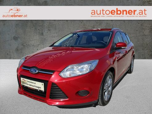 Ford Focus Traveller Easy 1,6 TDCi bei Autohaus Ebner in