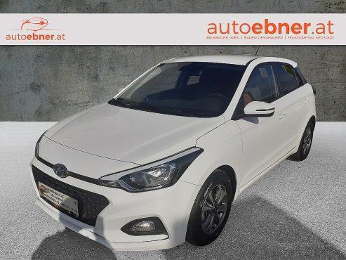 Hyundai i20 1,25 Level 2 Plus bei Autohaus Ebner in