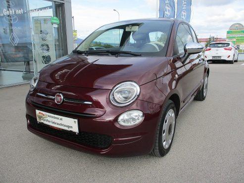 Fiat 500 1,2 69 Pop bei Autohaus Ebner in