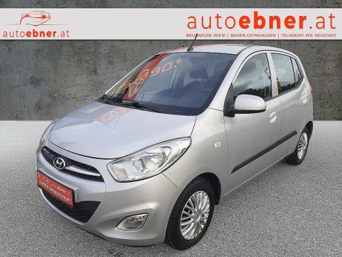 Hyundai i10 1,1 Life bei Autohaus Ebner in