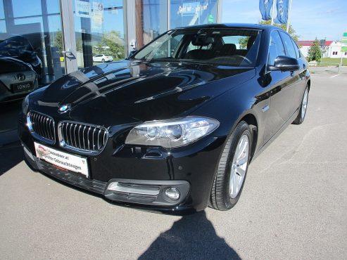 BMW 520d xDrive Österreich-Paket Aut. bei Autohaus Ebner in