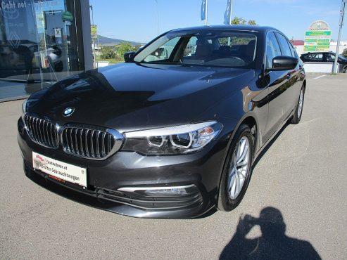 BMW 520d Aut. bei Autohaus Ebner in