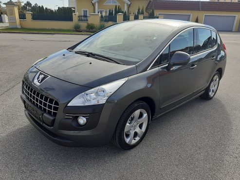 Peugeot 3008 1,6 HDi 115 FAP Active bei Autohaus Ebner in